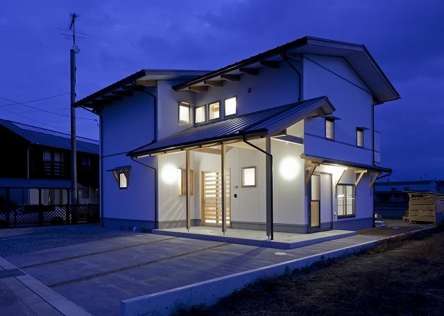 愛媛西条・まきストーブの家