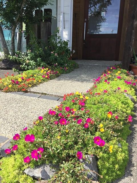 愛媛県今治市・トス設計のポーチ