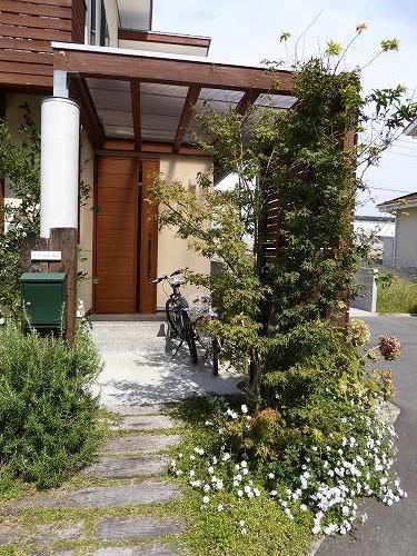 松山 風をつかまえる家