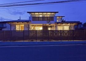 松山市・親子三代の家
