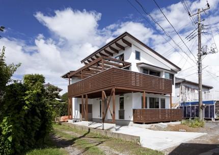 袖ケ浦の家