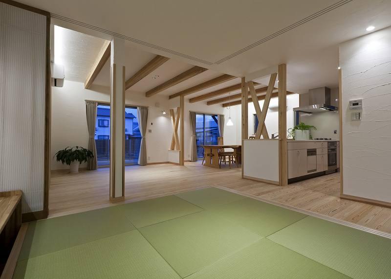 新居浜・健康志向の高い家