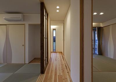 今治市・朝倉の家