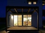 愛媛県西条市・開放性の家